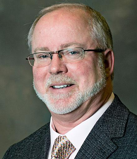 Professor Randy Gascoyne image