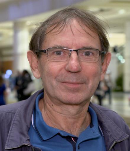 Professor Arnaud Jaccard image